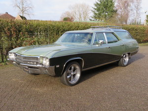 1969 Buick Sport wagon Estate