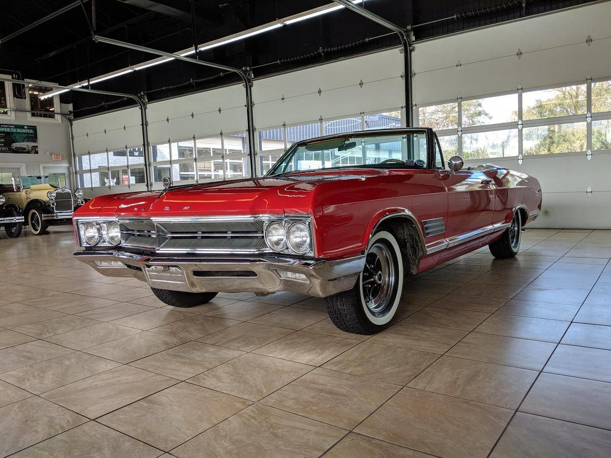 1966 Buick Wildcat Custom Convertible For Sale (picture 1 of 6)