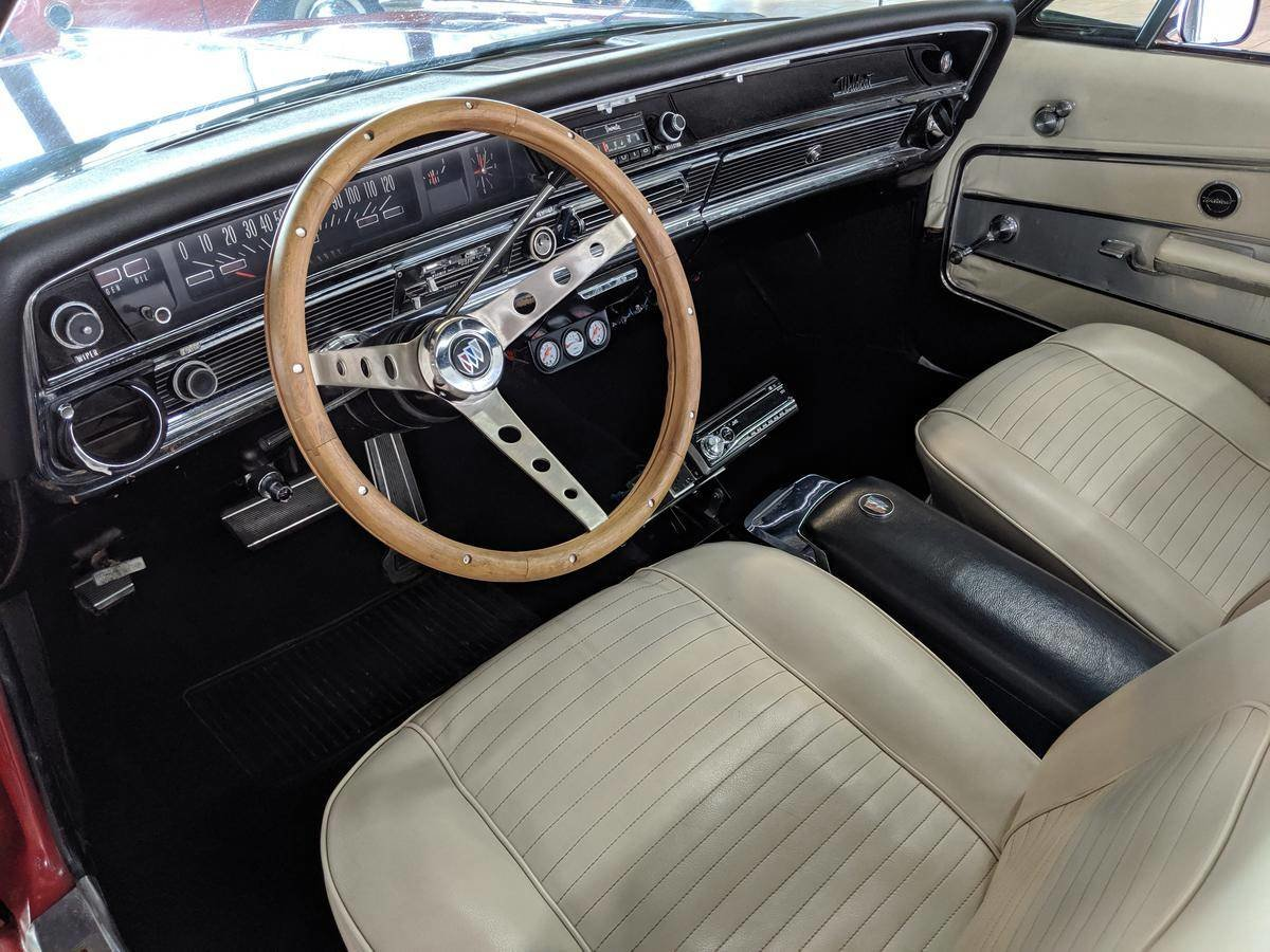 1966 Buick Wildcat Custom Convertible For Sale (picture 4 of 6)