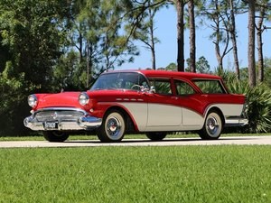 1957 Buick Caballero Estate Wagon  For Sale by Auction