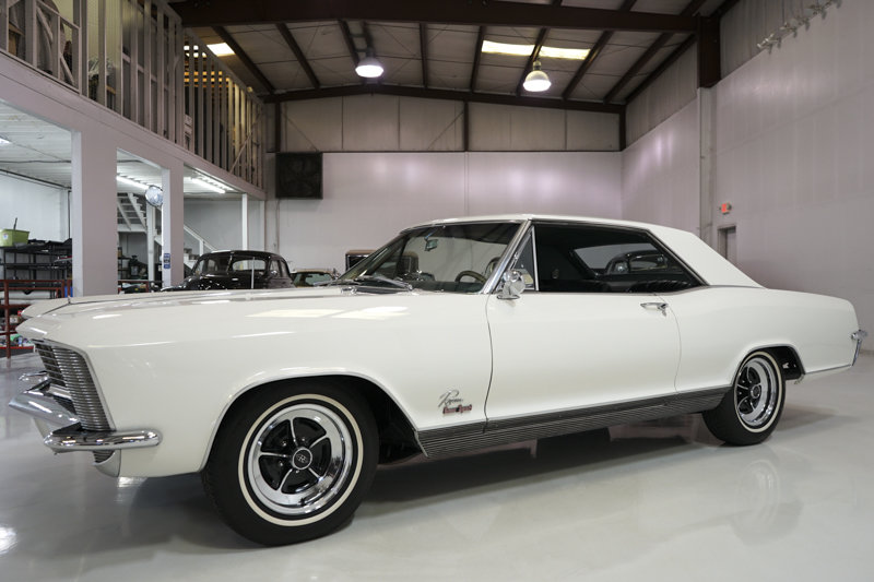 1965 Buick Riviera Gran Sport Coupe For Sale (picture 1 of 6)