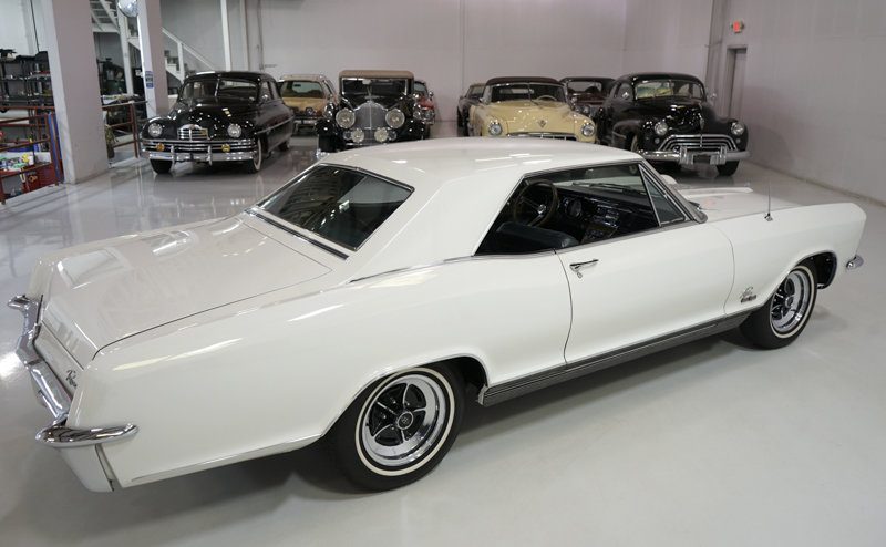 1965 Buick Riviera Gran Sport Coupe For Sale (picture 2 of 6)
