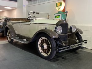 Buick Open top Tourer-1928