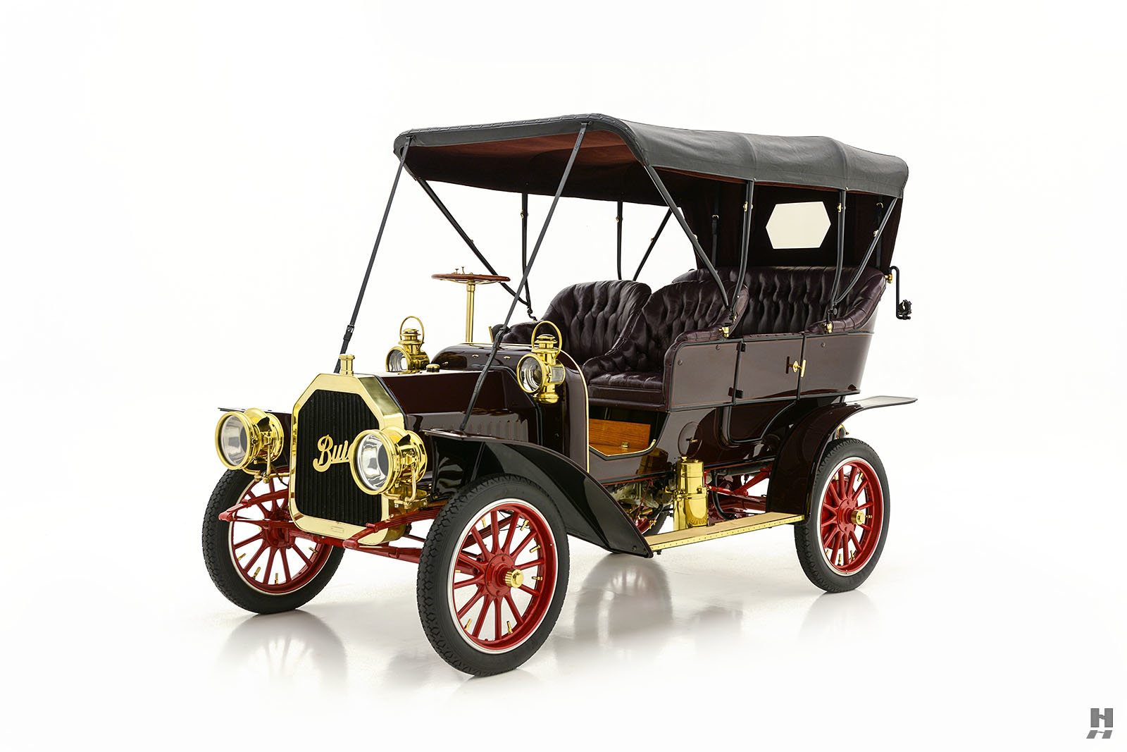 1908 BUICK MODEL F TOURING OPEN TOURER For Sale (picture 1 of 6)