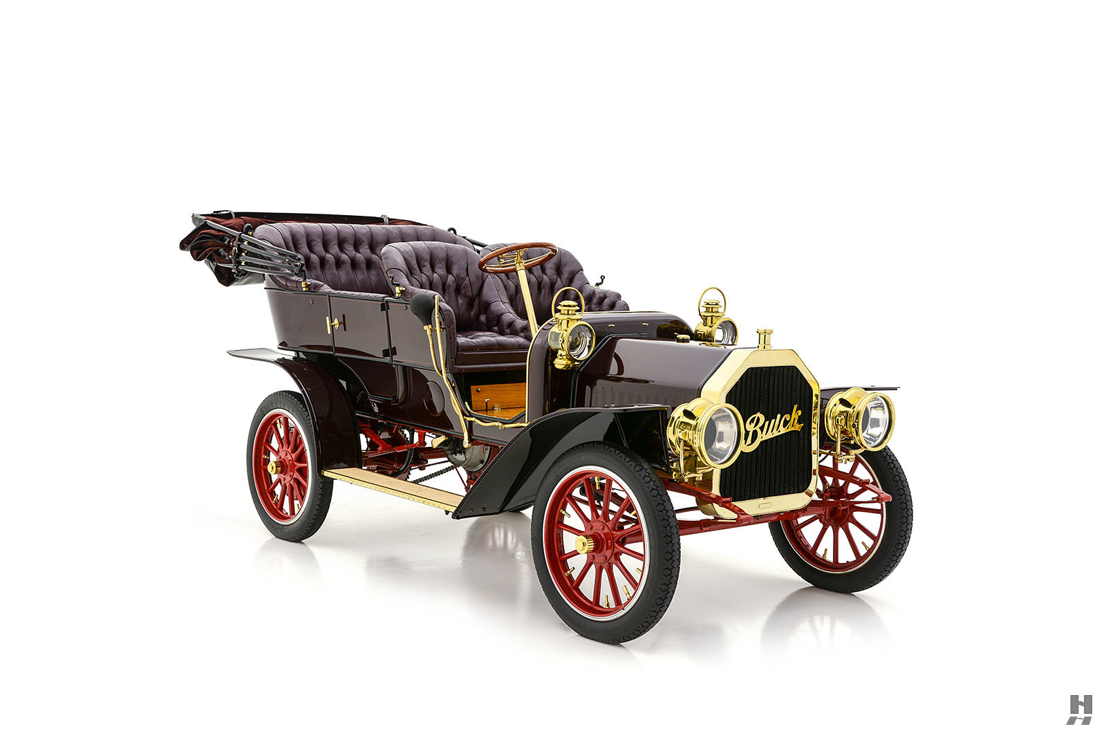 1908 BUICK MODEL F TOURING OPEN TOURER For Sale (picture 2 of 6)