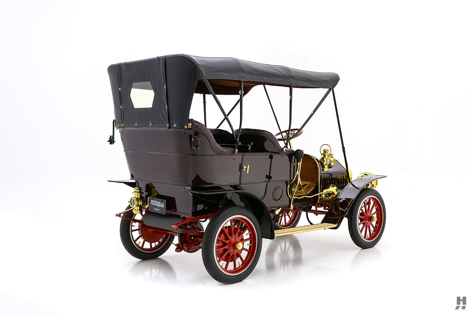 1908 BUICK MODEL F TOURING OPEN TOURER For Sale (picture 5 of 6)