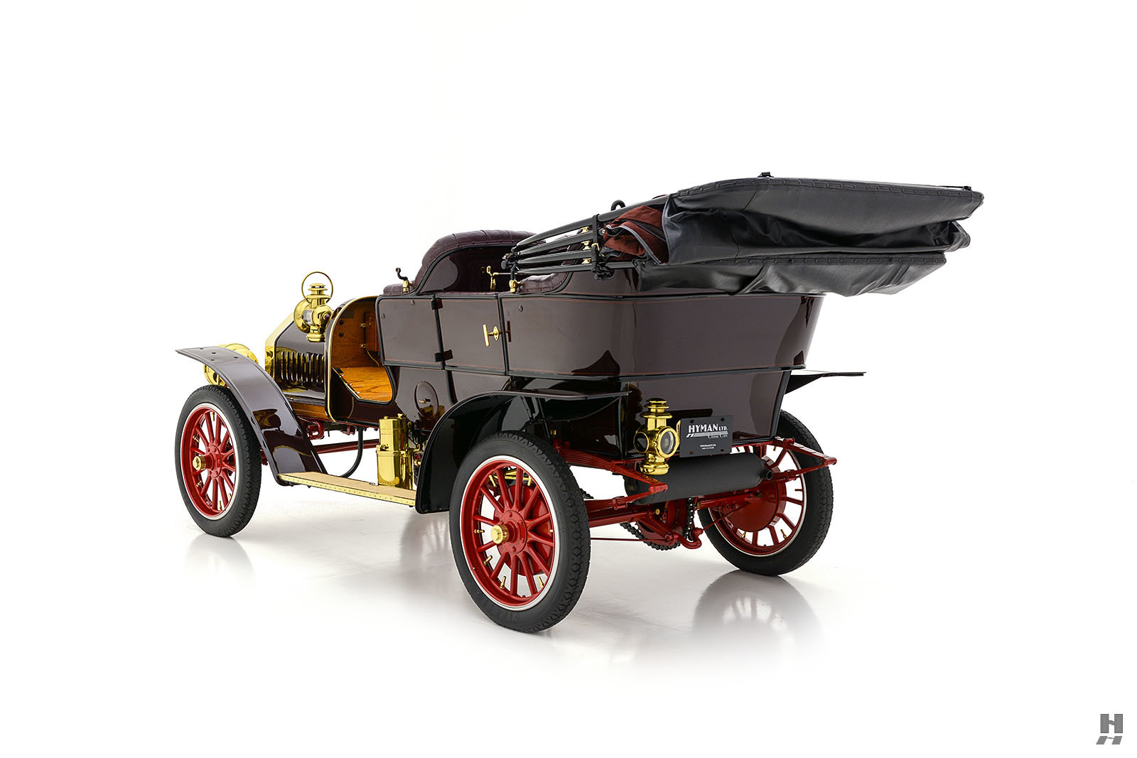 1908 BUICK MODEL F TOURING OPEN TOURER For Sale (picture 6 of 6)