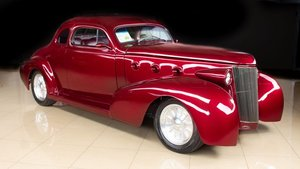 1937 Buick Street Rod Custom 400 Auto Holley 4-BBL $49.9k