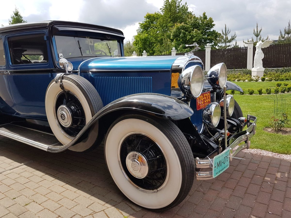 1930 Series 60 Coupe For Sale (picture 1 of 5)
