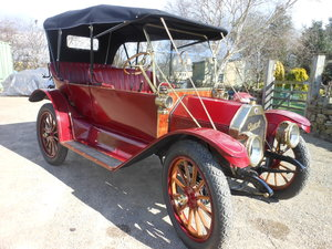 1912 Buick Model 35 Open Tourer ~ RHD
