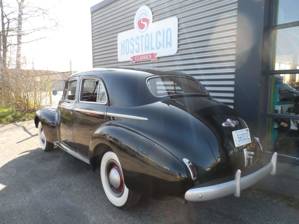1940 Beautiful Buick with 8-cyl.  For Sale (picture 3 of 6)
