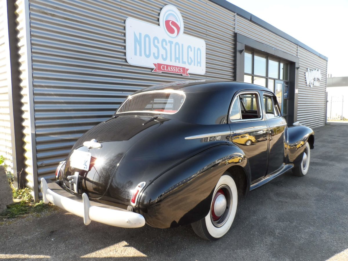 1940 Beautiful Buick with 8-cyl.  For Sale (picture 4 of 6)