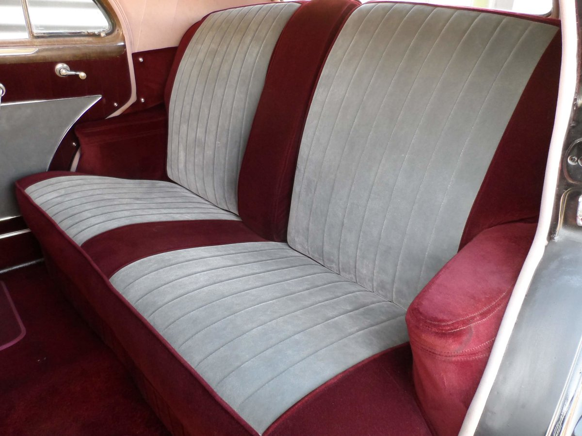 1940 Beautiful Buick with 8-cyl.  For Sale (picture 6 of 6)