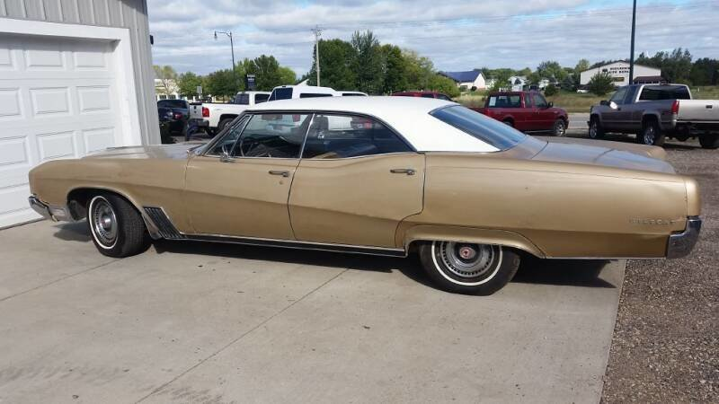 1967 Buick Wildcat 4DR HT For Sale (picture 1 of 6)