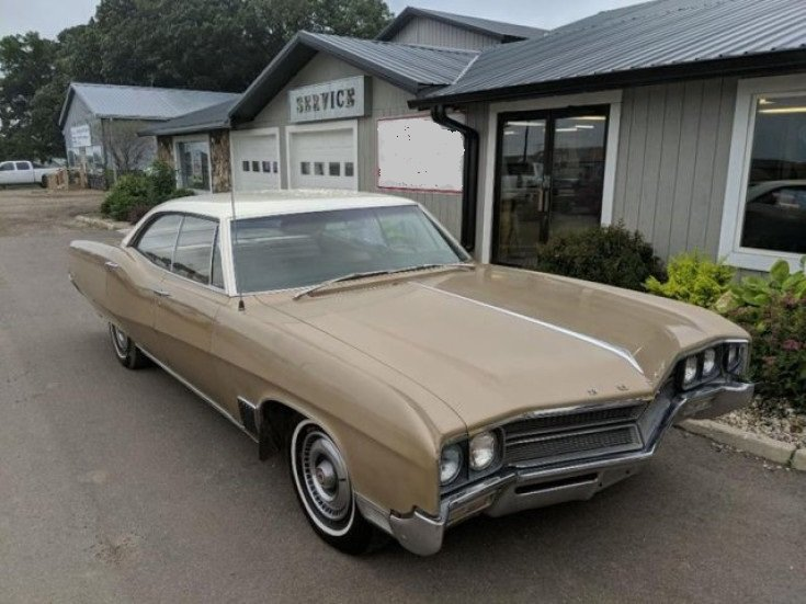 1967 Buick Wildcat 4DR HT For Sale (picture 2 of 6)
