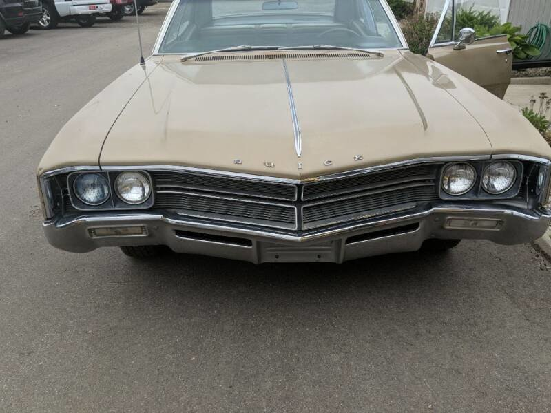 1967 Buick Wildcat 4DR HT For Sale (picture 3 of 6)