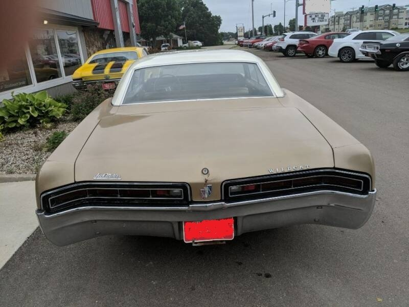 1967 Buick Wildcat 4DR HT For Sale (picture 4 of 6)
