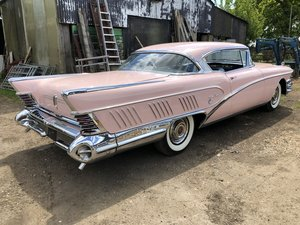1958 BUICK LIMITED COUPE - SUPER RARE - 1 OF 1026