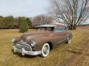 1947 Buick Super 2DR Fastback For Sale
