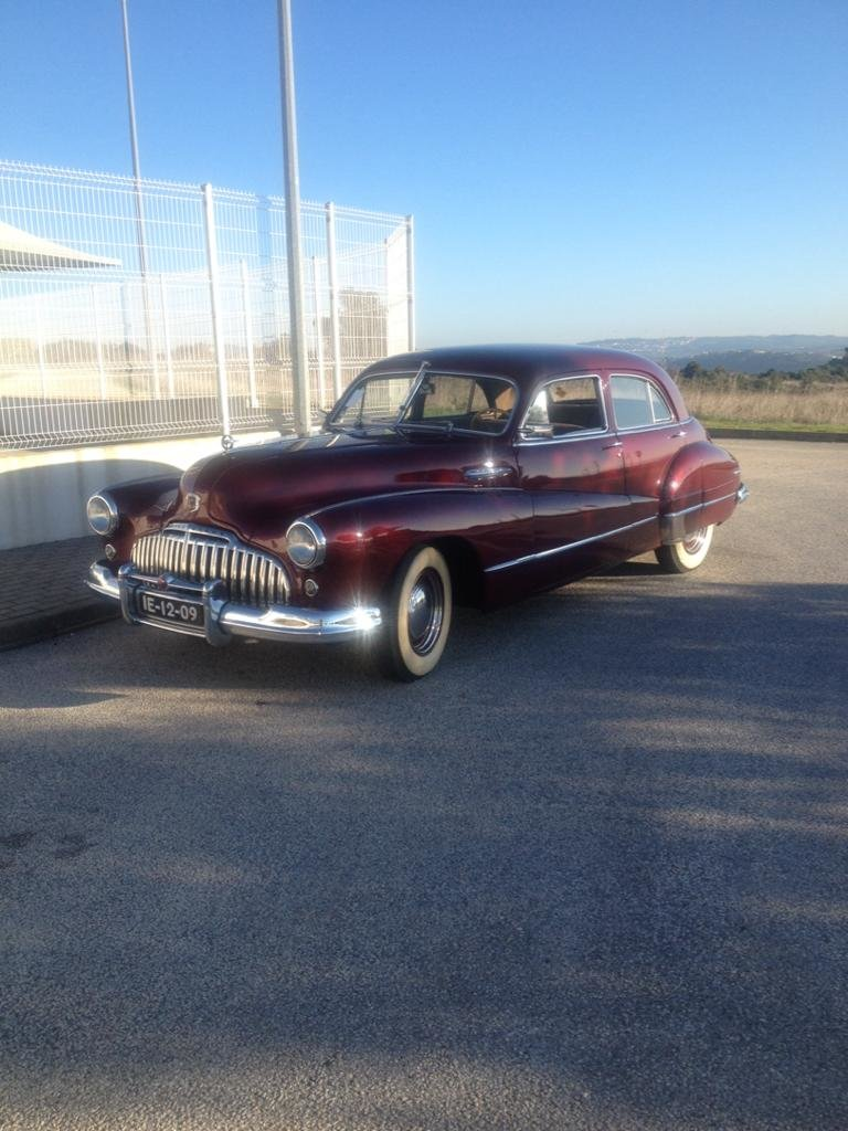 1946 BUICK EIGTH For Sale (picture 1 of 6)