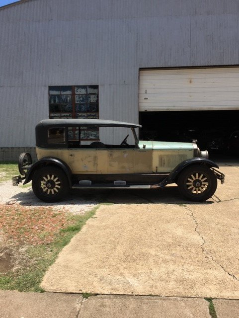 1927 Buick Master Sport Touring For Sale (picture 1 of 6)