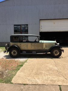 1927 Buick Master Sport Touring