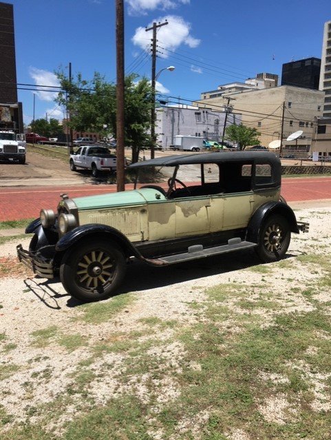 1927 Buick Master Sport Touring For Sale (picture 2 of 6)