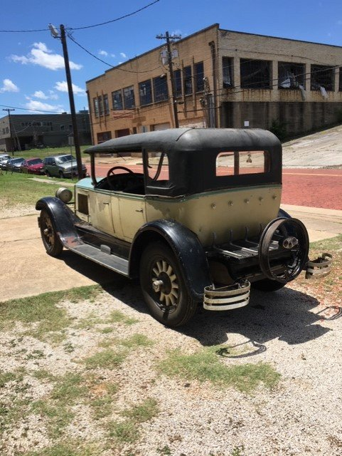 1927 Buick Master Sport Touring For Sale (picture 3 of 6)