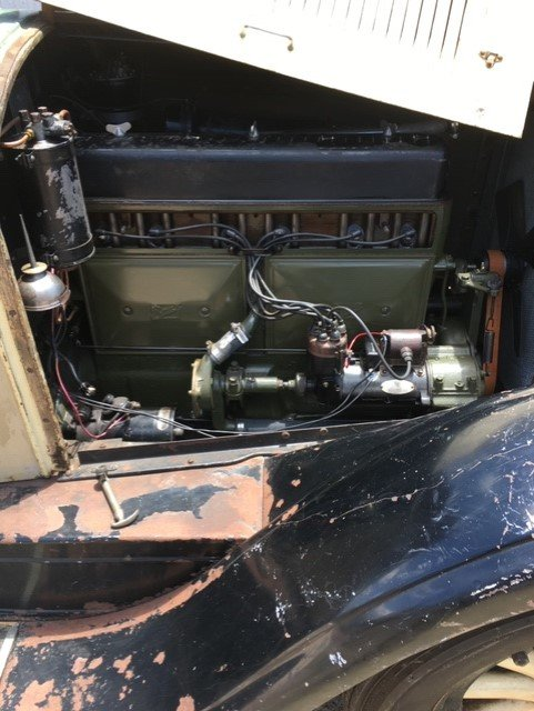 1927 Buick Master Sport Touring For Sale (picture 6 of 6)