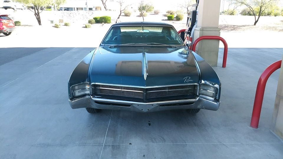 1967 Buick Riviera GS (Oro Valley, AZ) $37,500 obo For Sale (picture 3 of 6)