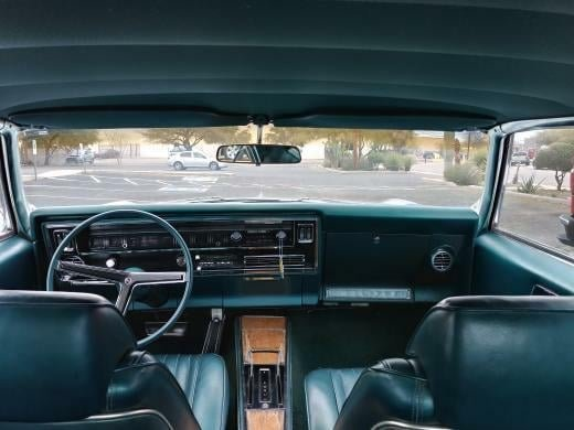 1967 Buick Riviera GS (Oro Valley, AZ) $37,500 obo For Sale (picture 5 of 6)