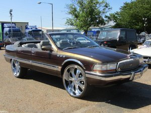 1995 Buick Roadmaster 5.7 Auto LHD at ACA 20th June  For Sale