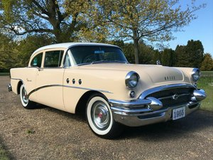 1955 Buick special 2 door sedan coupe