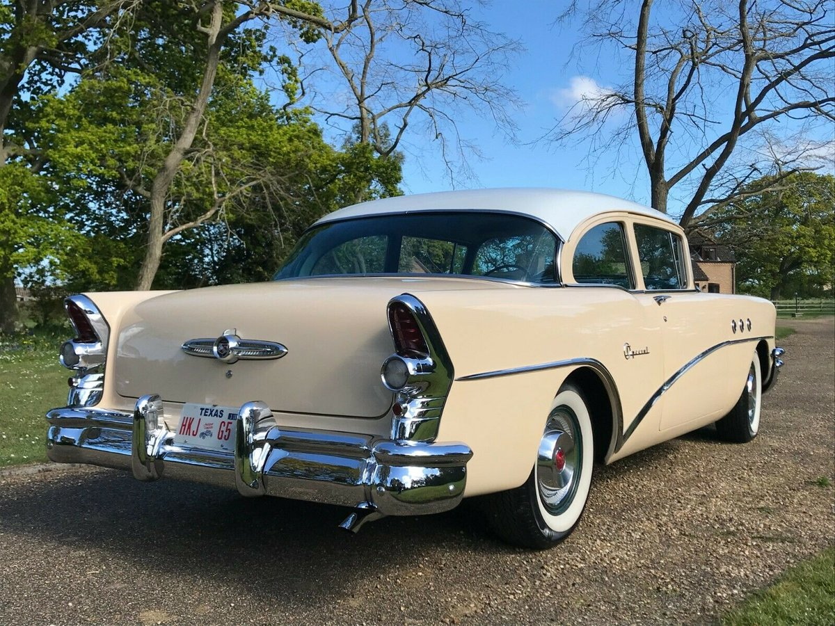 1955 Buick special 2 door sedan coupe For Sale (picture 2 of 6)
