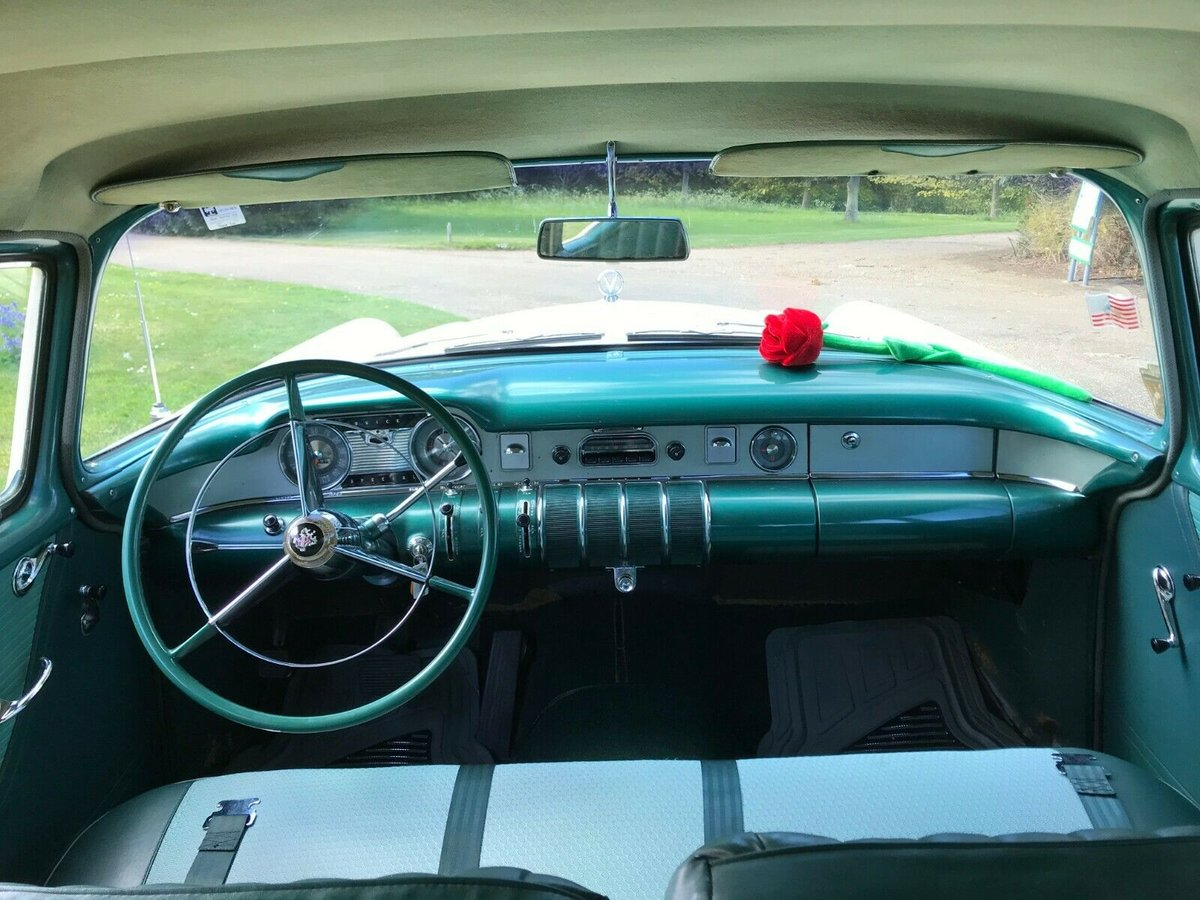 1955 Buick special 2 door sedan coupe For Sale (picture 3 of 6)