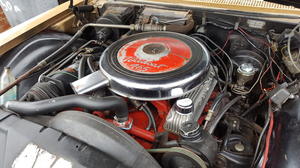 1966 Buick Wildcat GS 425ci For Sale (picture 6 of 6)