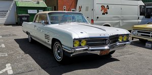 1964 SOLD SOLD SOLD Buick Wildcat, big block 4 speed.