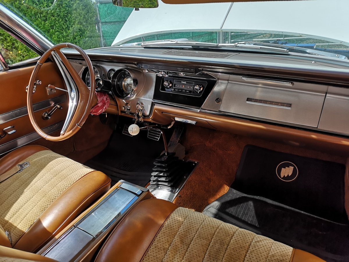 1964 SOLD SOLD SOLD Buick Wildcat, big block 4 speed. For Sale (picture 5 of 6)