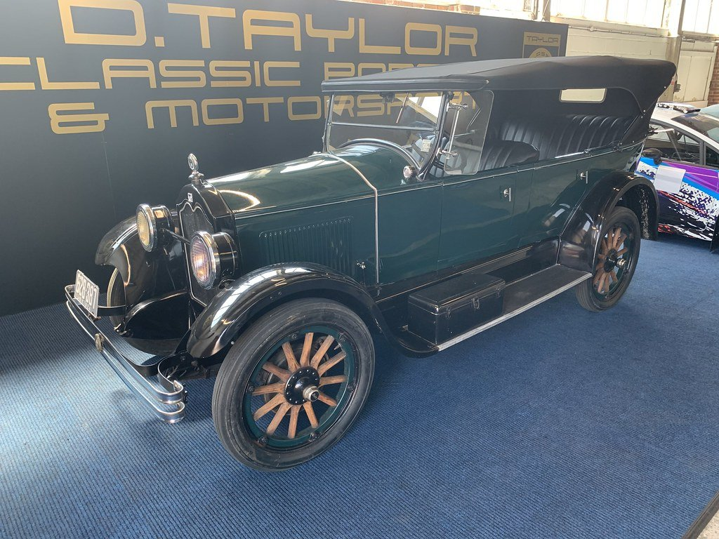 1924 Buick convertible super condition For Sale (picture 1 of 6)