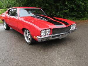 Buick Skylark 2 Door Coupe 1971 California Import