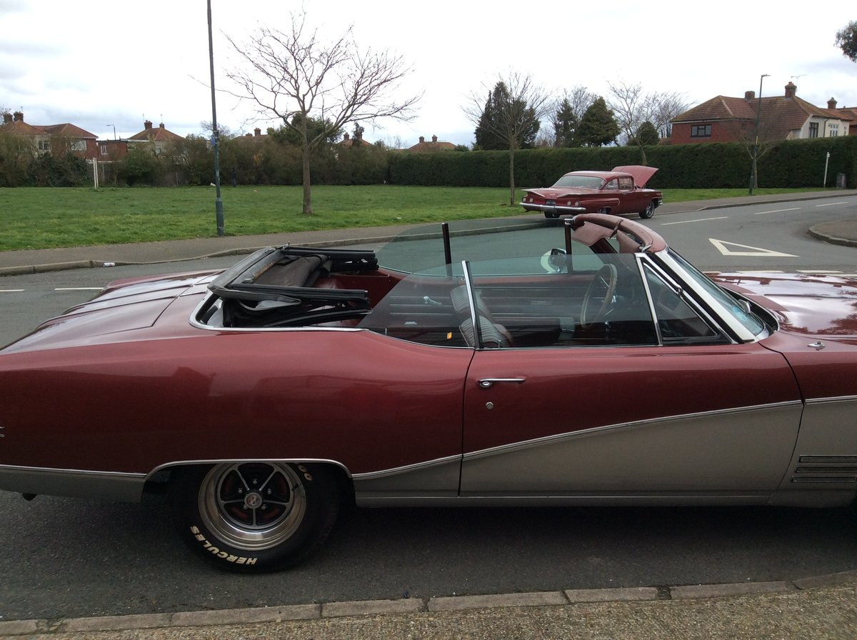 1968 Buick Skylark Custom Convertible For Sale (picture 5 of 6)