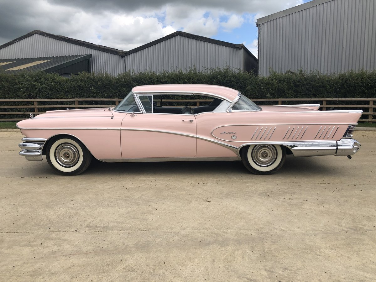 1958 BUICK LIMITED COUPE - SUPER RARE - 1 OF 1026 For Sale (picture 5 of 6)
