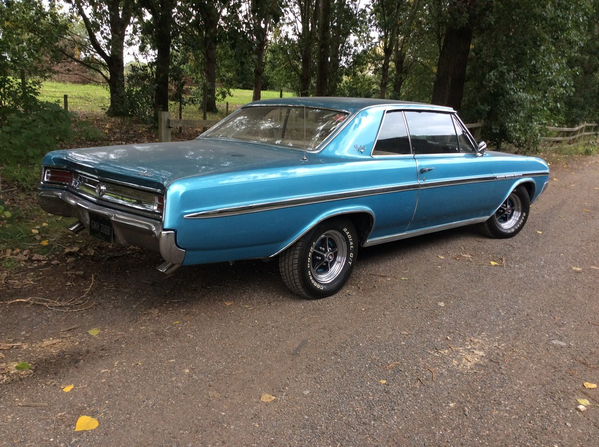 1964 Just Reduced!Skylark Coupe For Sale (picture 2 of 6)