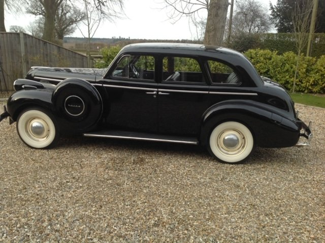 1939 Buick Eight Special Series 40 Sedan  For Sale (picture 1 of 2)