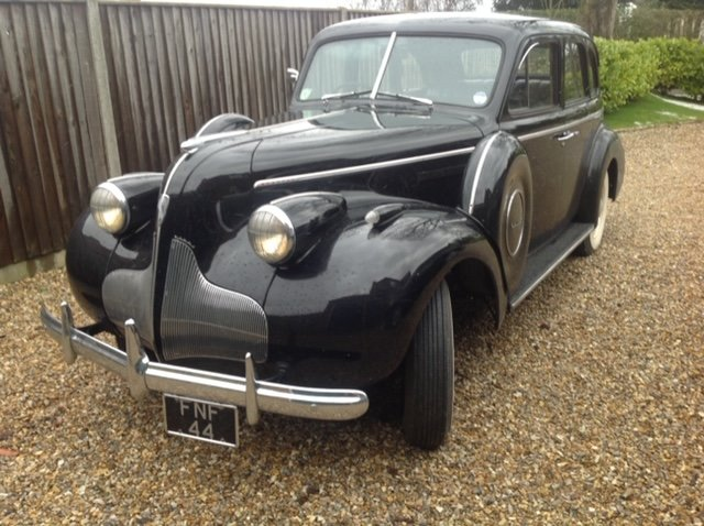 1939 Buick Eight Special Series 40 Sedan  For Sale (picture 2 of 2)