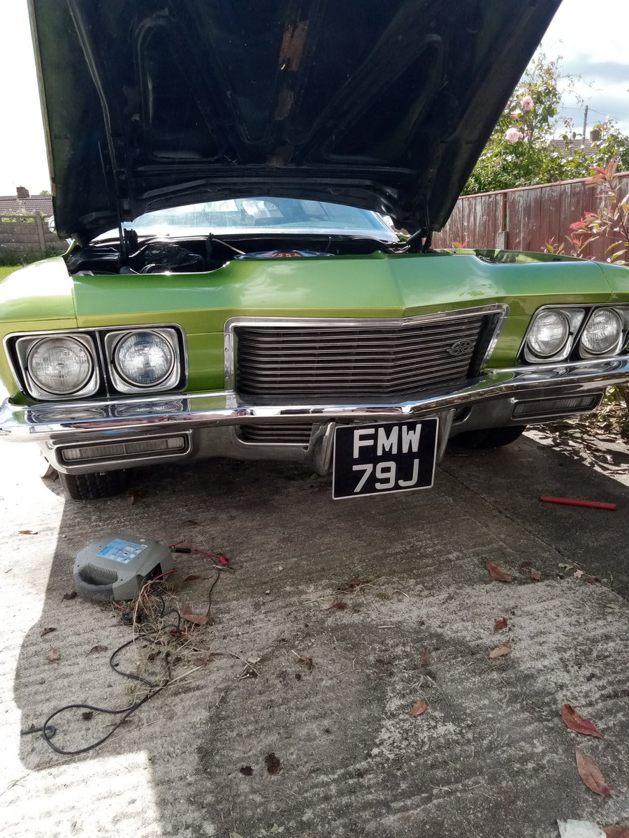 1971 Buick Riviera For Sale (picture 4 of 6)