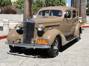 Picture of 1936 Buick Special Model 41  SOLD