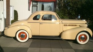 1937 Buick Special Sportcoupe