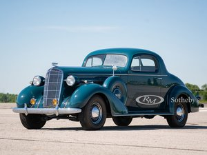 1936 Buick Century Sport Coupe