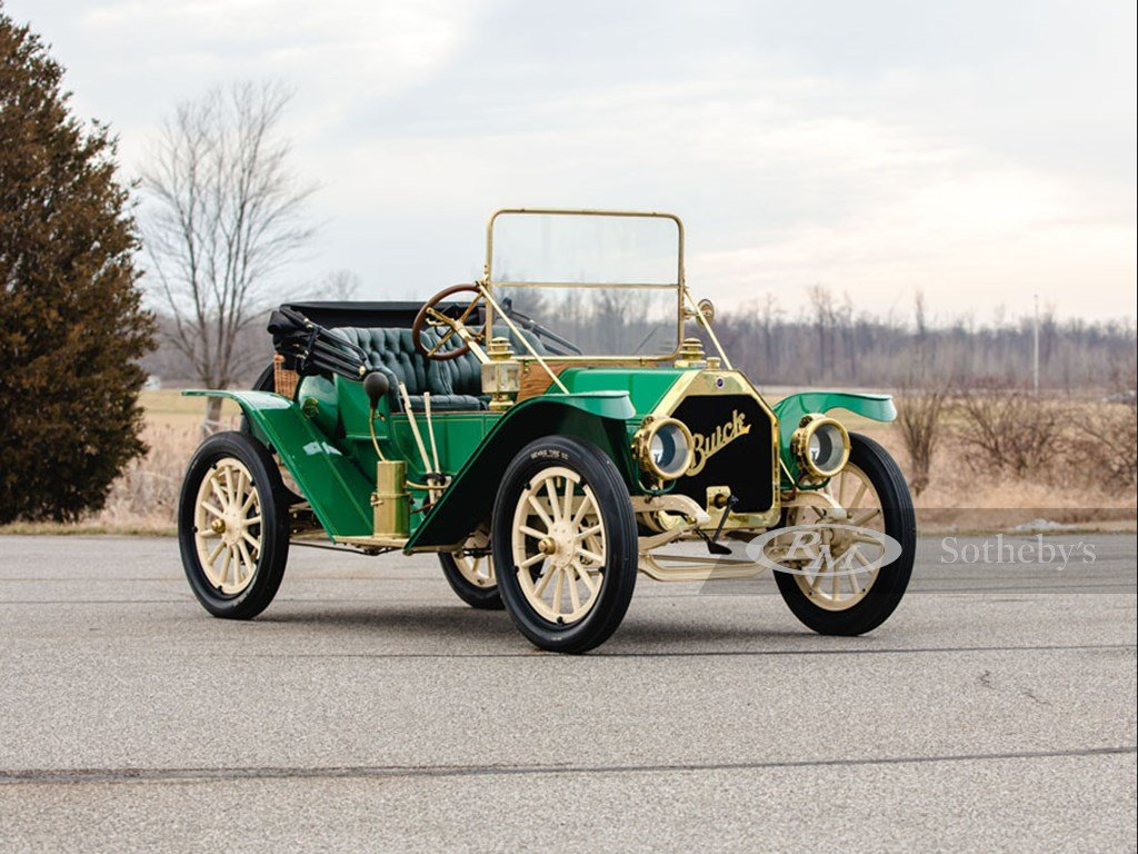 1911 Buick Roadster  For Sale by Auction (picture 1 of 6)